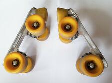 Base Roues - Wheels - Roller Skates Vintage 80