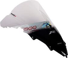 with Carbon Fiber Look  4935C 09-14 Yamaha YZF-R1 Puig Z Racing Windscreen