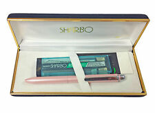 ZEBRA SHARBO Multi Pen PINK 2 in1 ball and Pencil c/Spare parts case