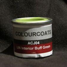 Nakajima Interior Grey - Green / IJN Interior Buff Green- (ACJ04)
