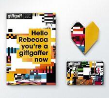 Giffgaff Giff Gaff SIM Card for Trackers, Smart watch, GSM, 2G, Students, Elders