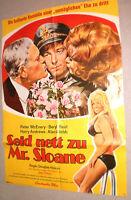 A1.Filmplakat ,SEID NETT ZU MR. SLOANE,PETER Mc ENERY,BERYL REID,ALAN WEBB