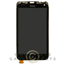 LCD Digitizer Frame Assembly for HTC Radar 4G Black Front Window Panel