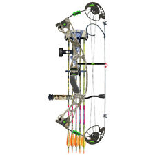HORI-ZONE Air Bourne Deluxe Compound Bow Package | Archery Set