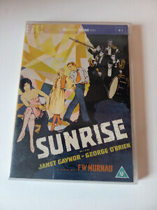 Sunrise - F.W. Murnau - Masters of Cinema series (2009) 2-DVD Set (not Blu-Ray)