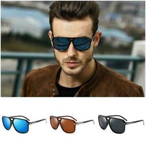 Fashion Brand Men Oversize Driving UV Sunglasses Design High Quality Polarized
