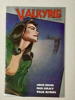 Valkyrie: Prisoner of the Past Graphic Novel Eclipse 1987