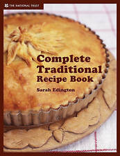 Complete Traditional Recipe Book-ExLibrary