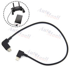 OTG Micro USB Cable for DJI MAVIC PRO AIR Spark RC to IOS iPhone/iPad Lightning