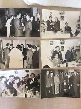 6 FOTO  INTER CALCIO ANNI '60 MAZZOLA PICCHI CORSO HERRERA FACCHETTI JAIR