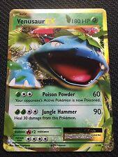 Pokemon : XY EVOLUTIONS VENUSAUR EX 1/108 RARE HOLO EX