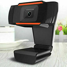 Upgrade Hd 720P Webcam Digital Computer Camera W/Mic Video Record For Pc Laptop
