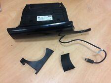 BMW Mini Cooper One S Secret iPOD Dock Passenger Dash Glovebox Cubby Black R56 7
