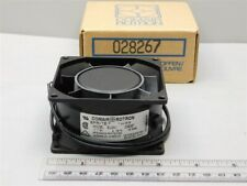 "Comair Rotron Sprite Model SU2A1 028267 115VAC 60Hz 3.15"" x 1.65"" Metal Box Fan"