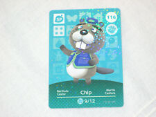 Animal Crossing amiibo Karte CHIP 116 Serie 2 NEU