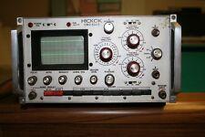 Hickok Cro5002 Dual Trace Lab Oscilloscope/ with Manual Used
