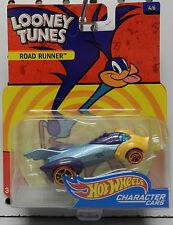 4 PLYMOUTH ROADRUNNER MOPAR RAT ROD LOONEY TUNE CHARACTER CARS HW HOT WHEELS
