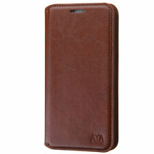 Plain Leather Waterproof Mobile Phone Cases & Covers