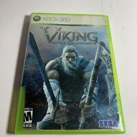 Viking Battle For Asgard Game Xbox 360