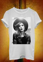 Halsey Singer Ghost Music Novelty Men Women Unisex T Shirt Tank Top Vest 40