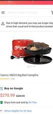 Camco 58035 big Red Campfire Propane Camp Fire