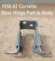 Corvette  1956 1957 1958 1959 1960 1961 1962 Door Hinge Right  Unassembled RH