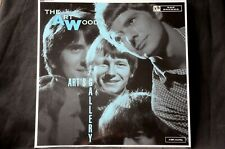 "The Artwoods Art's Gallery Jon Lord + 16 page book Ltd 500 12"" Mono Vinyl LP New"