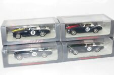 1/43 x4 Lancia D20  Scuderia Lancia Entered Cars from Le Mans 24 Hrs 1953