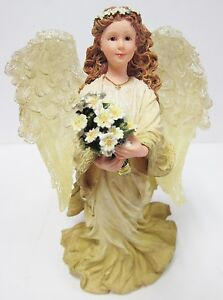 "Boyds 28235-1E ""Amissa"" Guardian Angel of Friendship, Charming Angel, NIB"