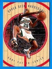 1998-99 Upper Deck Hardcourt GARY PAYTON (ex-mt) Seattle Supersonics