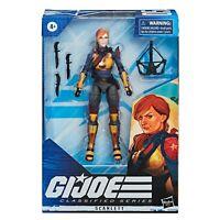 GI Joe Classified Series Scarlett 6 Inch Action Figure 05 Hasbro In Stock