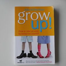 Grow Up! by John S. Cheetham, Paperback Book, Parenting, Raising Happy Teenagers