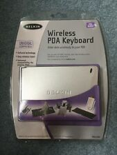 Belkin Wireless PDA Keyboard Infrared UC UNOPENED BOX!