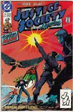 Justice Society of America #7 - DC - 1991