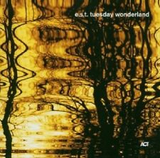 E.S.T. - TUESDAY WONDERLAND  SACD  11 TRACKS MODERN JAZZ  NEU