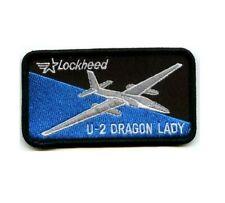 Lockheed U-2 DRAGON LADY 40-YEAR BLACKCAT OPS REAL DARK KNIGHTS Factory PATCH
