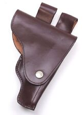 RUSSIA RUSSIAN / CZECH ARMY CZ82 LEATHER PISTOL HOLSTER