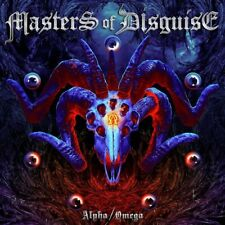 Master of Disguise - Alpha / Omega [New CD]