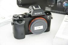 Sony Alpha ILCE - 7 a7 24,3mp Vollformat appareil photo numérique-Auslösungen 11563