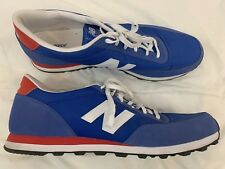New Balance 501 Heritage Casual Shoes Blue Red ML501RW Men's Size 18 D NB 501