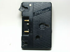 Anton Bauer battery power adapter ,fits, betacam,sony,I.D.E. camcorders.