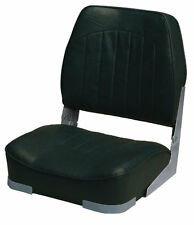 Wise Seating Low Back Boat Seat- Green