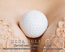 Golfing Motivational Poster Art Print Golf Balls Shoes Clubs Tiger Woods GOLF08