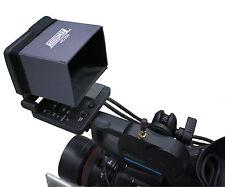 Hoodman HC300 LCD Bildschirm Gegenlichtblende für Canon C300 & C500 EOS Video