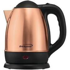 Brentwood Kt-1770rg 1.2L Stainless Steel Electric Kettle Rose Gold