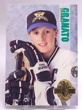"""1993 Classic Four Sport Cammi Granato #254 """"First Female Hof"""" Nm/Mt"""