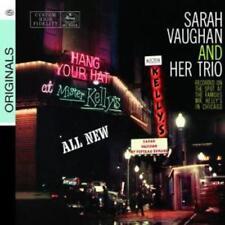 Live At Mister Kellys von Sarah Vaughan (2007)