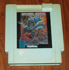 """Crystal Mines (Nintendo Nes) """"Blue"""" Color Dreams, Cart Only! Tested!"""