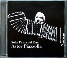 Astor PIAZZOLLA Suite Punta del Este Mumuki Chin Chin Libertango Adios Nonino CD