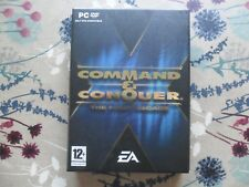 Command & Conquer: The First Decade (PC, 2006) - Complete Generals Zero Hour